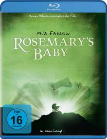 Rosemary's Baby (Blu-ray), Blu-ray Disc