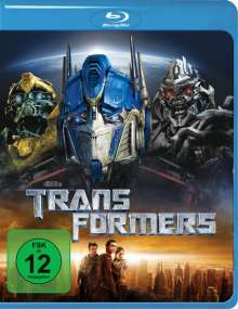Transformers (2007) (Blu-ray), Blu-ray Disc