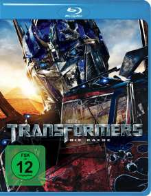 Transformers - Die Rache (Blu-ray), Blu-ray Disc