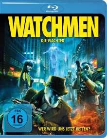 Watchmen - Die Wächter (Blu-ray), Blu-ray Disc