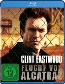 Flucht von Alcatraz (Blu-ray), Blu-ray Disc