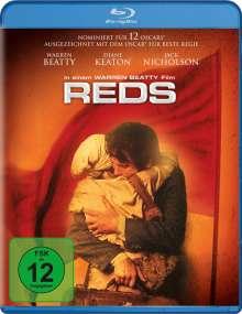 Reds (Blu-ray), Blu-ray Disc