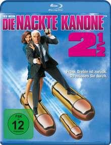 Die nackte Kanone 2 1/2 (Blu-ray), Blu-ray Disc
