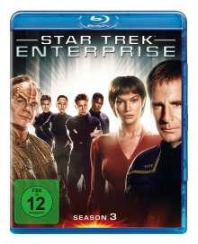Star Trek Enterprise Season 3 (Blu-ray), 6 Blu-ray Discs