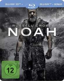 Noah (3D & 2D Blu-ray im Steelbook), 3 Blu-ray Discs