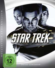 Star Trek (Blu-ray im Digibook), Blu-ray Disc