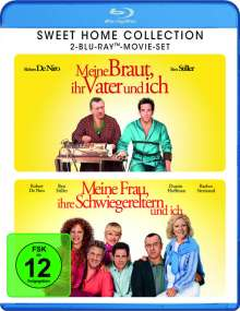 Sweet Home Collection (Blu-ray), 2 Blu-ray Discs