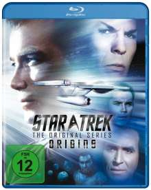 Star Trek Raumschiff Enterprise - Origins (Blu-ray), Blu-ray Disc