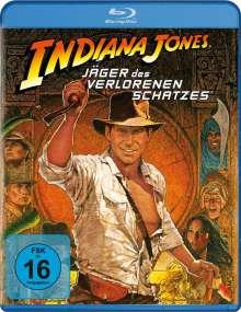 Indiana Jones - Jäger des verlorenen Schatzes (Blu-ray), Blu-ray Disc
