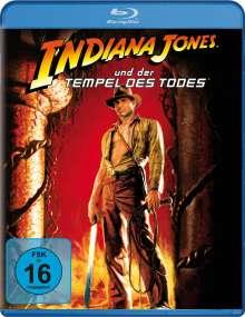 Indiana Jones & der Tempel des Todes (Blu-ray), Blu-ray Disc