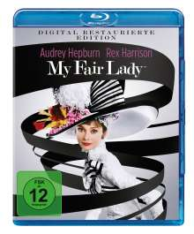 My Fair Lady (Blu-ray), Blu-ray Disc