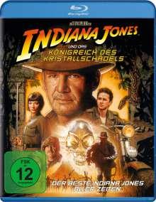 Indiana Jones & das Königreich des Kristallschädels (Blu-ray), Blu-ray Disc