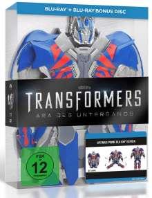 Transformers 4: Ära des Untergangs (Optimus Edition) (Blu-ray), 2 Blu-ray Discs