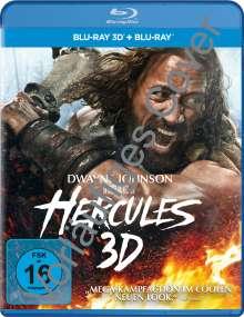 Hercules (2014) (3D & 2D Blu-ray), 2 Blu-ray Discs
