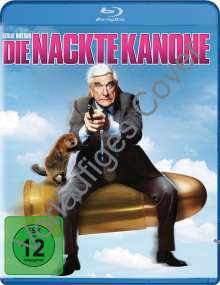 Die nackte Kanone (Blu-ray), Blu-ray Disc