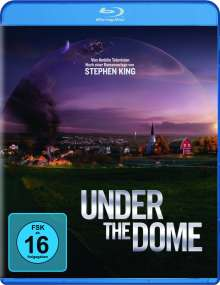 Under The Dome Season 1 (Blu-ray), 4 Blu-ray Discs