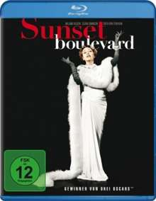 Sunset Boulevard (Blu-ray), Blu-ray Disc