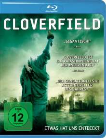 Cloverfield (Blu-ray), Blu-ray Disc