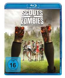Scouts vs. Zombies (Blu-ray), Blu-ray Disc
