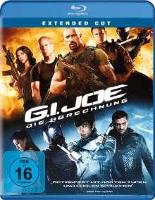 G.I. Joe - Die Abrechnung (Blu-ray), Blu-ray Disc