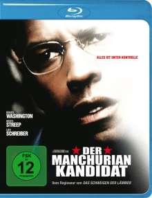 Der Manchurian Kandidat (Blu-ray), Blu-ray Disc