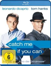 Catch Me If You Can (Blu-ray), Blu-ray Disc