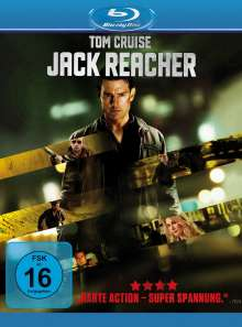 Jack Reacher (Blu-ray), Blu-ray Disc