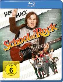 School of Rock (Blu-ray), Blu-ray Disc