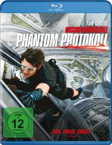 Mission: Impossible - Phantom Protokoll (Blu-ray), Blu-ray Disc