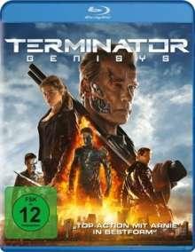 Terminator: Genisys (Blu-ray), Blu-ray Disc