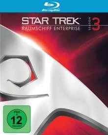 Star Trek Raumschiff Enterprise Staffel 3 (Blu-ray), 6 Blu-ray Discs
