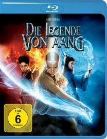 Die Legende von Aang (Blu-ray), Blu-ray Disc