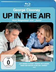 Up In The Air (Blu-ray), Blu-ray Disc