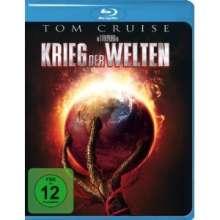 Krieg der Welten (Blu-ray), Blu-ray Disc