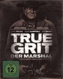 Der Marshall (Blu-ray), Blu-ray Disc