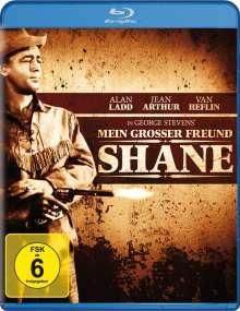 Mein großer Freund Shane (Blu-ray), Blu-ray Disc