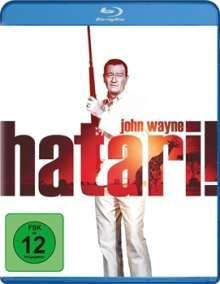 Hatari (Blu-ray), Blu-ray Disc