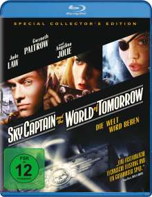 Sky Captain and the World of Tomorrow (Blu-ray), Blu-ray Disc
