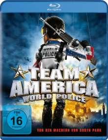 Team America (Blu-ray), Blu-ray Disc