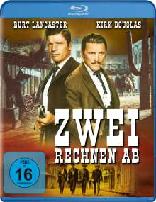Zwei rechnen ab (Blu-ray), Blu-ray Disc