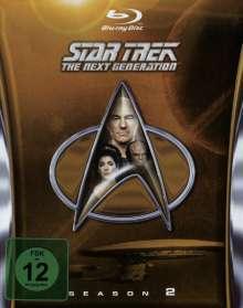 Star Trek: The Next Generation Season 2 (Blu-ray), 5 Blu-ray Discs