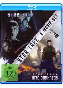Star Trek (2009) & Star Trek Into Darkness (2013) (Blu-ray), 2 Blu-ray Discs