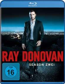 Ray Donovan Staffel 2 (Blu-ray), 6 Blu-ray Discs