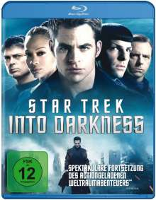 Star Trek - Into Darkness (Blu-ray), Blu-ray Disc