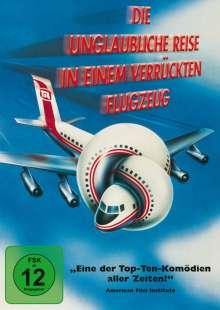 Die unglaubliche Reise in einem verrückten Flugzeug, DVD