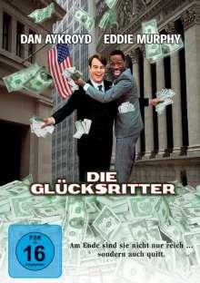 Die Glücksritter, DVD