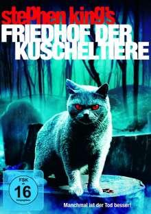 Friedhof der Kuscheltiere (1989), DVD