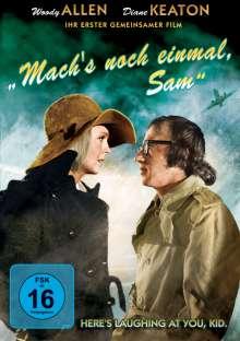 Mach's noch einmal, Sam !, DVD