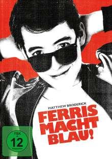 Ferris macht blau, DVD
