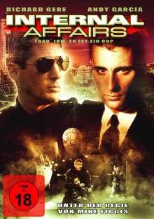 Internal Affairs, DVD